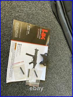 Elite Force Umarex H&K UMP 45 GBB Airsoft SMG With Extras