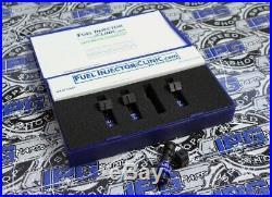 Fuel Injector Clinic 1200cc Injectors Fits Honda / Acura K20 K20A K20Z K24 K24A