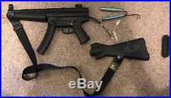 Full Metal ICS CXP 323 & H&K MP5 (Bundle)