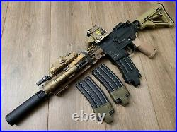 Fully Built Umarex VFC Avalon H&K HK416A5 Geissele Eotech Airsoft AEG