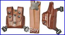GALCO MIAMI CLASSIC SHOULDER SYSTEM HECKLER & KOCH H&K P30/USP Compact MC428 TAN