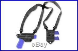 Galco MCII400B Black RH Miami Classic II Shoulder Holster H&K USP Compact 9/40