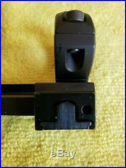 H & K 05 Factory Scope Mount 1, for H&k 300, 630, 770, 940, SL 6, SL 7