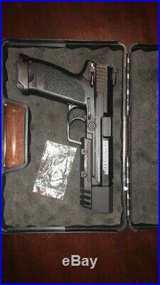 H&K. 45 Usp Match Gbb Airsoft Pistol
