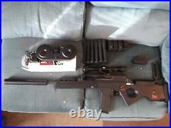 H&K Full Size SL9 Airsoft AEG Sniper Rifle by Umarex with accerories