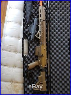 H&K G28 Full Metal AEG (4 Mags scope and bipod ONLY)