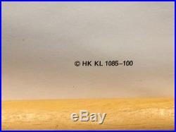 H&K Heckler Koch G3 Wall chart Poster VERY RARE VINTAGE