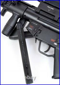 H&K MP5 K-PDW Semi-auto CO2 BB Submachine Gun 0.117 Caliber, 400 fps, 40 Shot