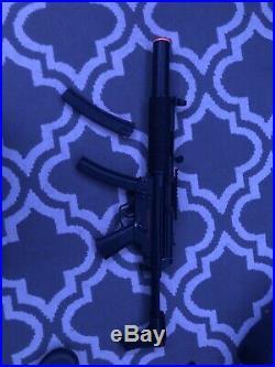 H&K MP5 SD6 SMG AEG Airsoft