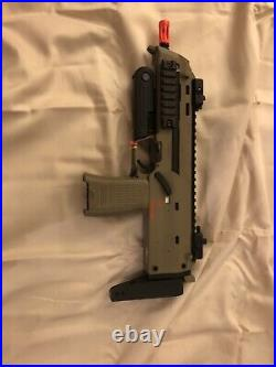 H&K Mp7 Airsoft Gas Blow Back