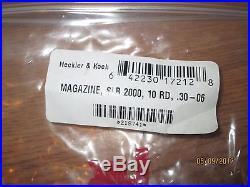 H&K SBL 2000 30-06 10 Round Magazine OEM HK Heckler & Koch