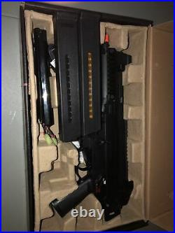 H&K UMP Competition Series Airsoft AEG Rifle with extras