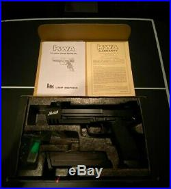 H&k Usp Match. 45 Cal. 6mm Bb Full Metal Air Soft Gun Officially Licenced