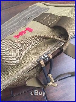 HECKLER & KOCH Brown MOLLE SOFT TACTICAL CASE USP HK45 P7 P30 VP9 MARK23 SOCOM