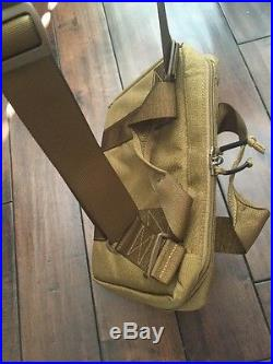 HECKLER KOCH HK Brown MOLLE SOFT TACTICAL CASE USP HK45 P7 P30 VP9 MARK23 SOCOM