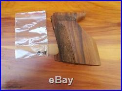 HECKLER & KOCH HK P9S Target Sport Wood Grip Grips Rare P9 P9S 45 P7 P7M8 Nill