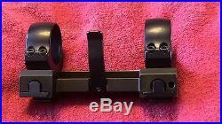 HECKLER KOCH HK05 SCOPE MOUNT HK 05 with 1in /30mm rings
