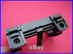 HECKLER & KOCH QR Mounts incl. 30mm RINGS for H&K 05/SL7/SL6/940/630 Germany