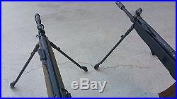 HK German All Steel Bipod Heckler & Koch / H&K / PTR Rifle