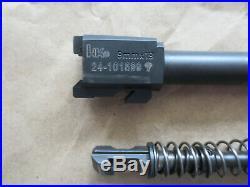 HK H&K USP 9 Full Size Factory Barrel & Guide Rod 4.25 9mm
