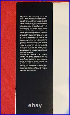 HK Heckler & Koch Official Hardcover Book Kersten Schmid English Language