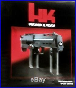 HK Heckler & Koch The Official history of The Oberndorf Company HC 2001 1st Ed