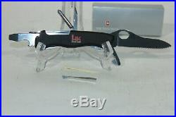 HK Heckler & Koch Victorinox Swiss Army Knife VP9 USP MP5 416