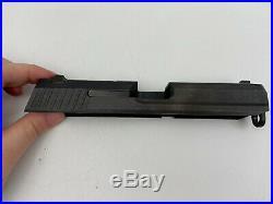 HK USP 40S&W Pistol Parts, Slide, barrel, recoil spring