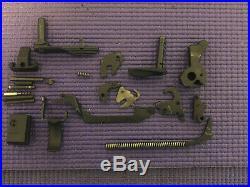 HK USP COMPACT. 40 SW Trigger Hammer Slide Stop Lever Safety Lever Trigger Bar