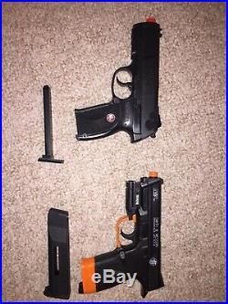HK Ump45 airsoft gun bundle