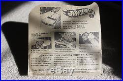 Hot Wheels Redline Custom Eldorado In Unopened, Unpunched Blister Pack. H. K