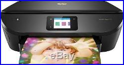 HP ENVY Photo 7155 Wireless All-In-One Instant Ink Ready Printer Black