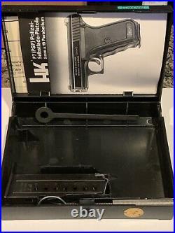 Heckler & Koch H&K HK P7 Complete Factory Pistol Case