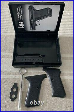 Heckler & Koch H&K HK P7 Complete Factory Pistol Hard Case