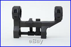Heckler & Koch HK Claw Mount with 30mm Scope Rings w 1 Inch Inserts RARE German