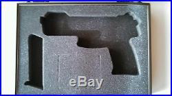Heckler Koch HK Factory Euro Pistol Case Mark 23 USP Match Elite Expert Tactical