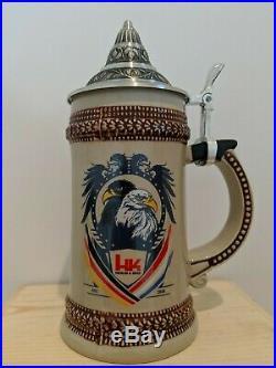 Heckler & Koch HK H&K Limited Edition Stein Mug #5/100