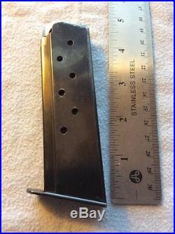 Heckler & Koch HK Model P9S. 45ACP 9 Round Magazine Factory Original