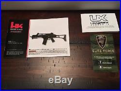 Heckler & Koch HK Umarex Elite Force Ares G36C EBB Mosfet Airsoft Replica Rifle