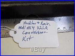 Heckler & Koch HK model 4 22Lr Conversion Kit Complete HK4 Free Shipping