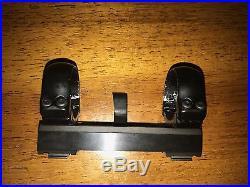 Heckler & Koch HK05 Scope Mount for HK 300 630 770 940 SL6 SL7 25mm Rings