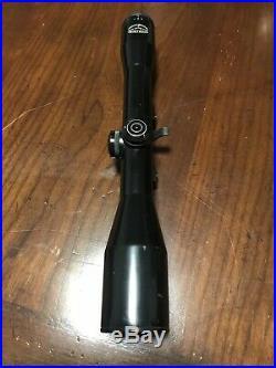 Heckler & Koch HK05 for HK SL6/SL7/300/630/770/940 mount WithSchmidt & Bender 6x42