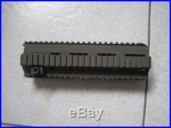 Heckler&Koch HK416 / MR223 / MR556 9 Handschutz, Handguard, Rail, H&K, RAL8000