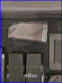 Heckler & Koch Hk Mark 23/USP Padded Case Black Match Elite HK45 P7 VP9 VP40