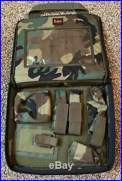 Heckler & Koch Hk Mark23 Socom Case Eagle Industries Case Usp Match Elite Camo