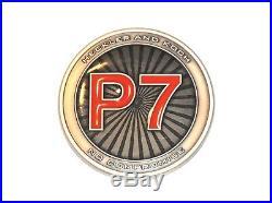 Heckler & Koch Hk P7 Jubilee Challenge Coin P7 Psp P7m8 P7m10 P7m13 P7k3 P7pt8