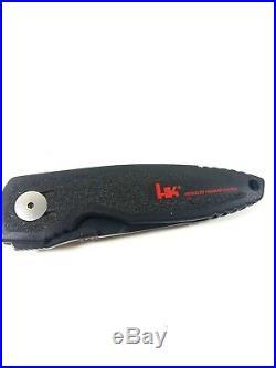 Heckler & Koch Model HK X-15-TN folding knife