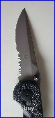 Heckler & Koch P2000 Boker / HK Collaboration Pocket Knife New Rare P7 USP VP9