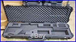 Heckler & Koch Peli Hard Case for the PSG1 A1 Sniper rifle H&K