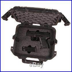 Heckler & Koch Pelican Custom Hard Gun Case Airline Travel HK45 P2000 P30 VP9